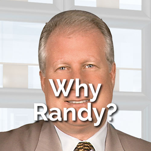 Why Randy?