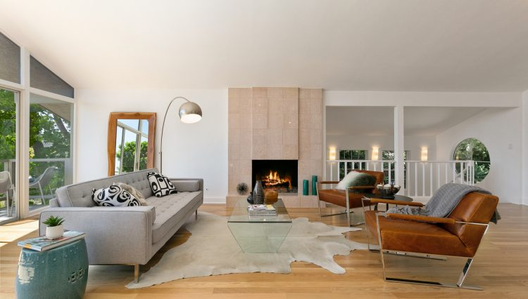 Fireplace Family Room