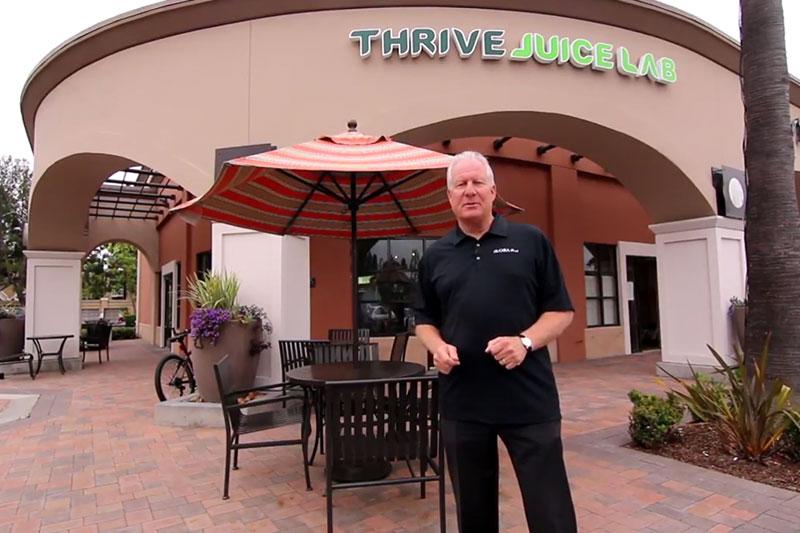 Thrive Juice Lab Hot Spot